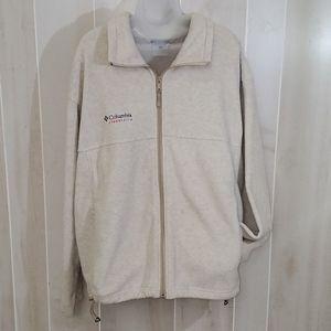 Columbia Sport fleece full zip jacket